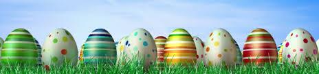 Pâques. Fermeture du 10 au 17 avril 2017
