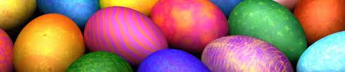 Pâques. Vacances du 30 mars au 8 avril 2018